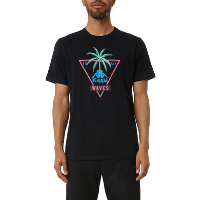 Authentic Accompong T-Shirt - Black