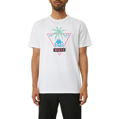 Authentic Accompong T-Shirt - White