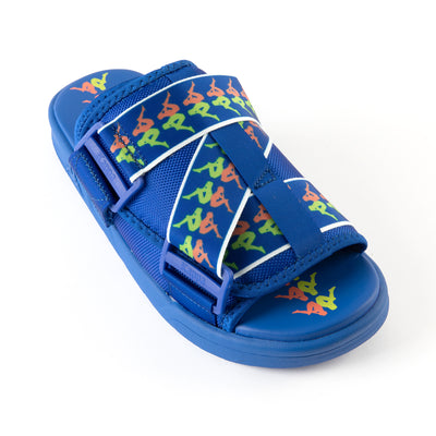 222 Banda Mitel 6 Sandals - Blue Lime Coral