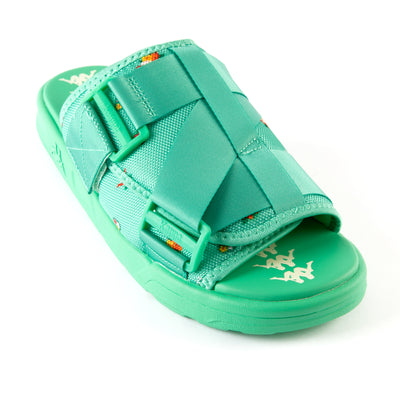 222 Banda Degana Sandals - Green