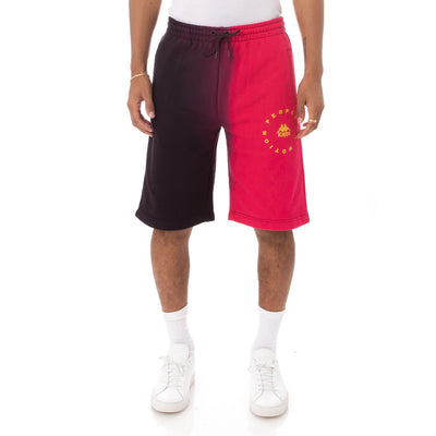 Authentic Berrie Shorts - Black Fuchsia