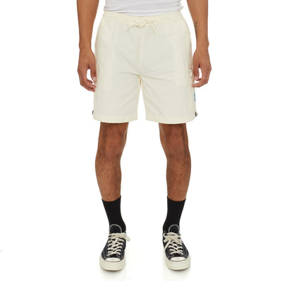 Authentic Dalvey Shorts - Cream