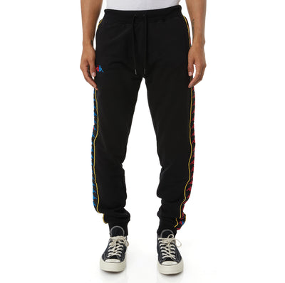 222 Banda Gibbon Sweatpants - Black