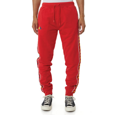 222 Banda Gibbon Sweatpants - Red