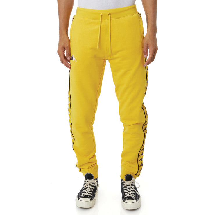 222 Banda Gibbon Sweatpants - Yellow