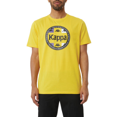 Authentic Paddys T-Shirt - Yellow