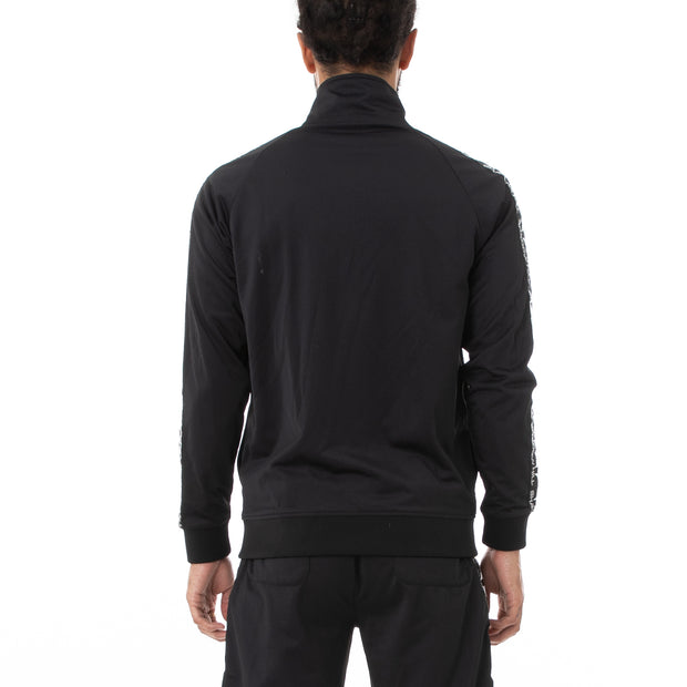 Authentic Smant Unisex Track Jacket - Black