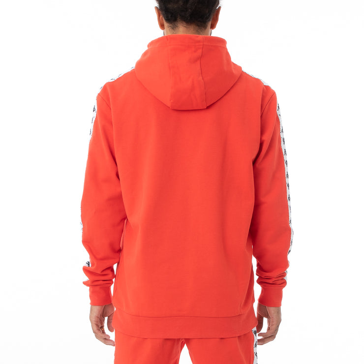 Authentic Shadow Strai Unisex Hoodie - Red