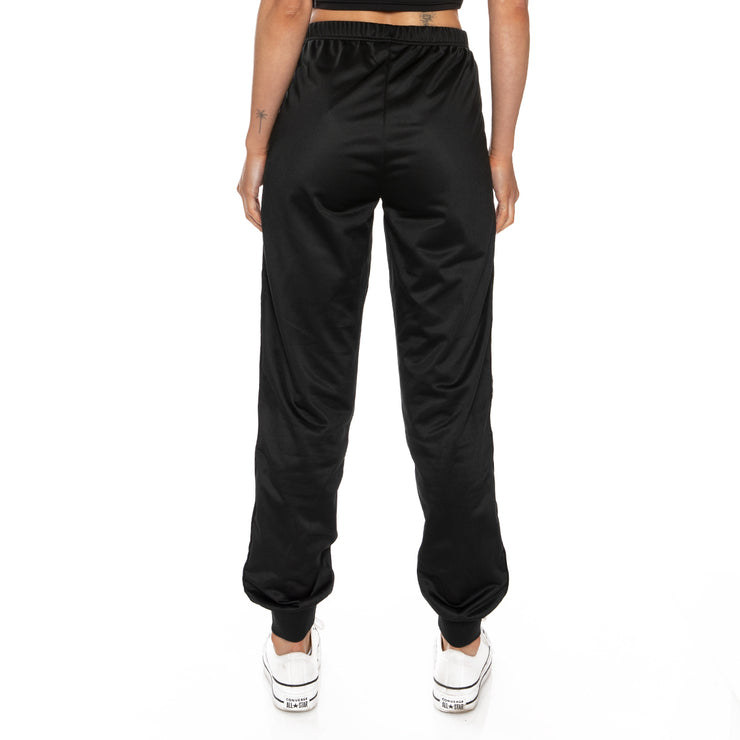 222 Banda Wrastory Trackpants - Black White