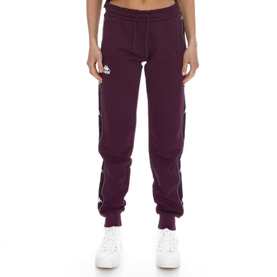 222 Banda Brily Sweatpants - Violet White