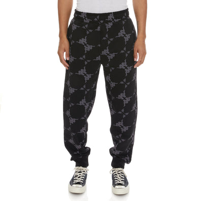 Authentic Eldera Sweatpants - Black Grey White