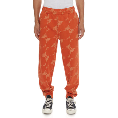Authentic Eldera Sweatpants - Orange White