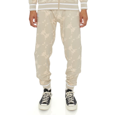 Authentic Ombrone Trackpants - Beige White
