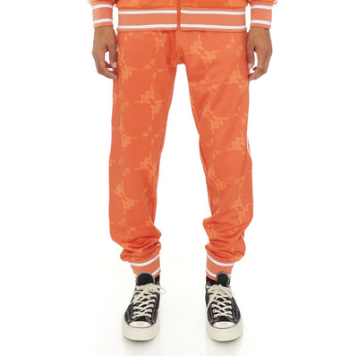 Authentic Ombrone Trackpants - Orange White