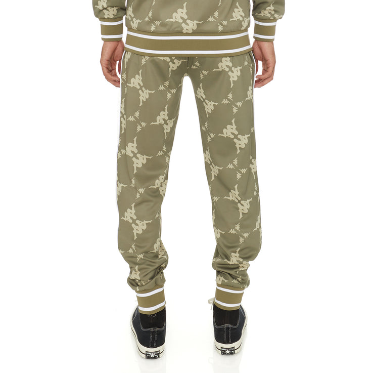 Authentic Ombrone Trackpants - Green White