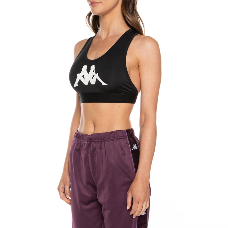 222 Banda Camylna Sports Bra - Black White