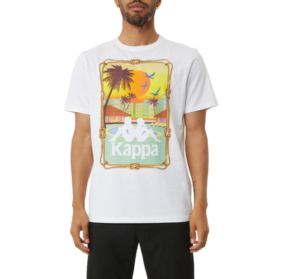 Authentic Cattawood T-Shirt - White