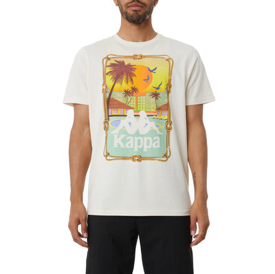 Authentic Cattawood T-Shirt - Cream