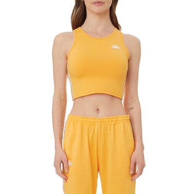 222 Banda Renwick Crop Tank - Honey