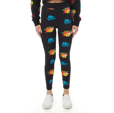 Authentic Medan Leggings - Black