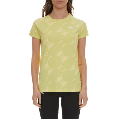 Authentic Kapan T-Shirt - Yellow Cedar