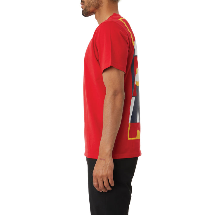 Authentic Molongio T-Shirt - Red
