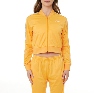 222 Banda Ponce Track Jacket - Honey