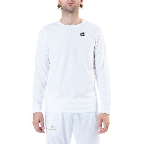 Kappa Authentic Asten White T-Shirt