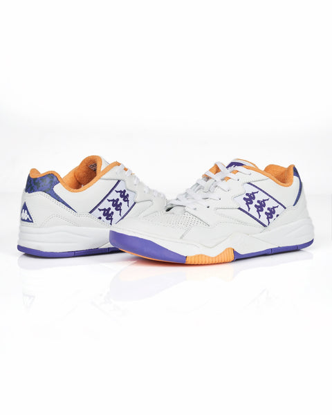 Authentic 222 Banda Kompo 1 White Violet