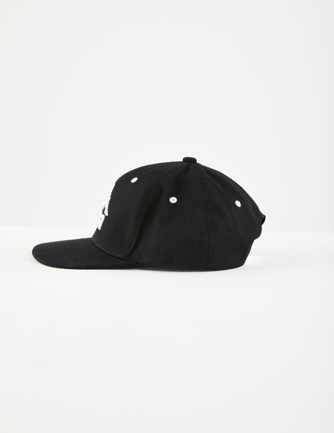 Authentic Bzadem Black White Cap