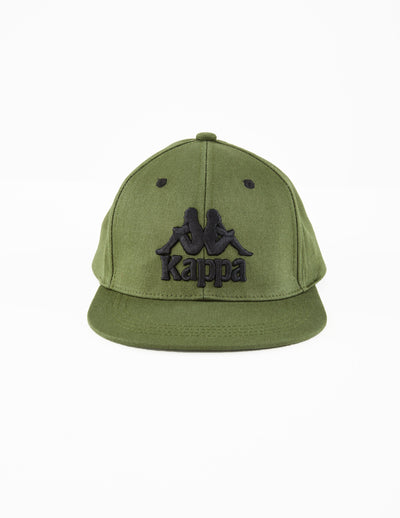 Authentic Bzadem Green Africa Black Cap