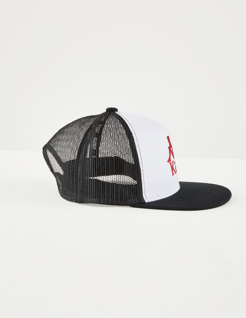 Authentic Bzadwal Black White Cap