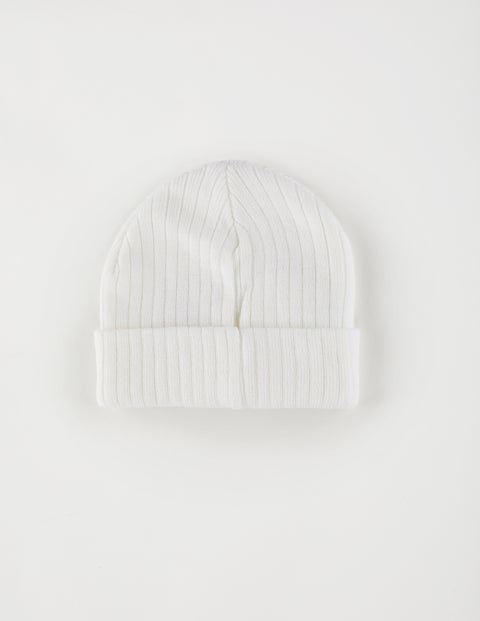 Authentic Bzahora Hat White Black