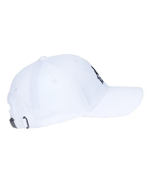 Authentic Bzaftan White Black Cap