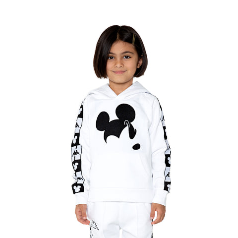 Kappa Kids Authentic Abel Disney White Hoodie