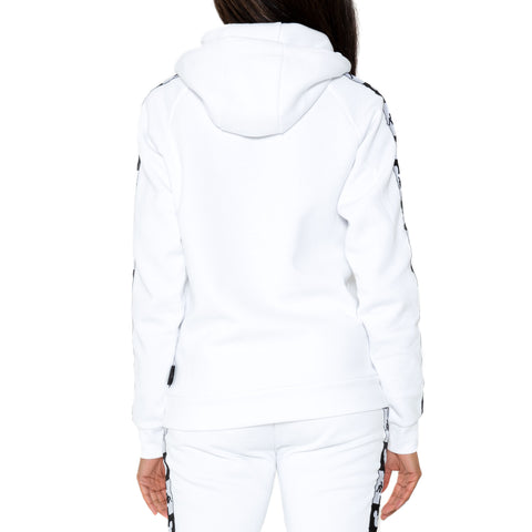 Kappa Authentic Abel Disney White Hoodie