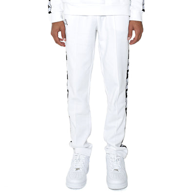Kappa Authentic Alphonso Disney White Sweatpants