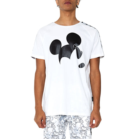 Kappa Authentic Alvar Disney White T-Shirt