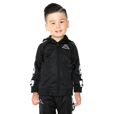 Kids Authentic Ander Disney Black Track Jacket