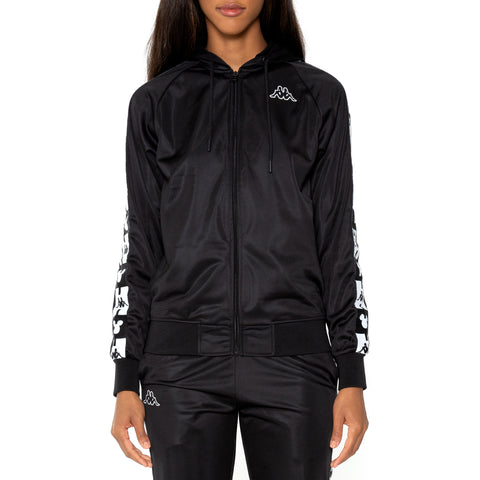 Kappa Authentic Ander Disney Black Track Jacket