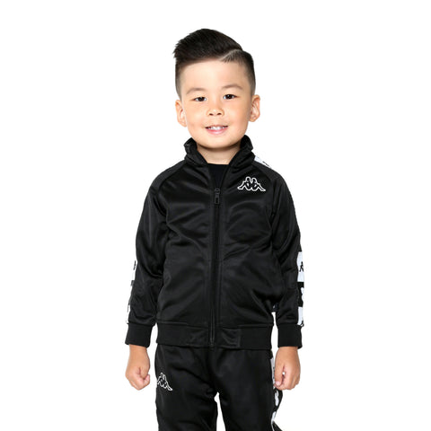 Kids Authentic Anne Disney Black Track Jacket