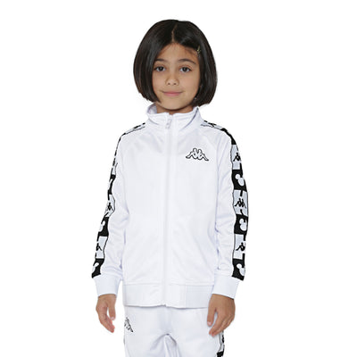 Kappa Kids Authentic Anne Disney White Track Jacket