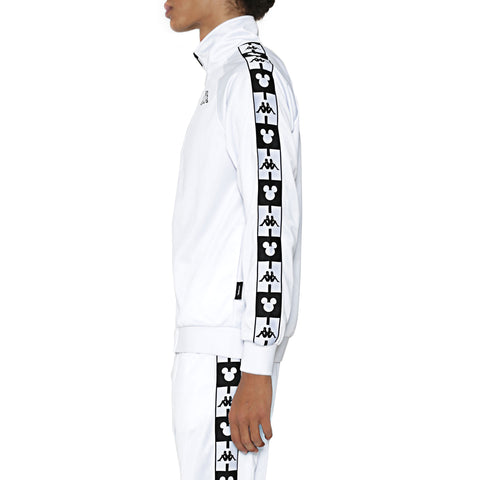 Kappa Authentic Anne Disney White Track Jacket