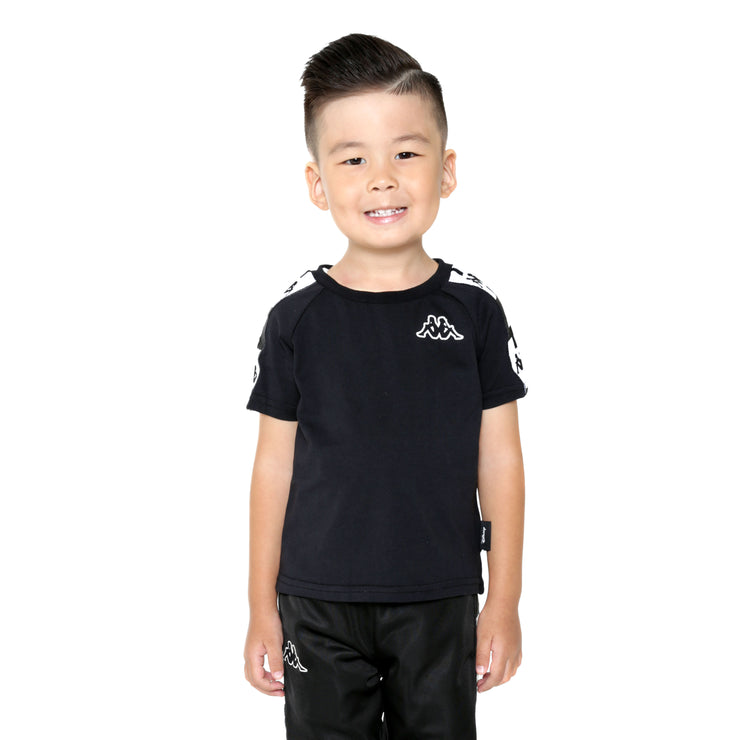 Kappa Kids Authentic Archie Disney Black T-Shirt
