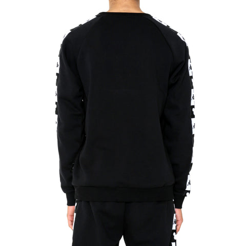 Kappa Authentic Audley Disney Black Sweatshirt