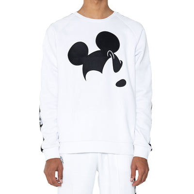 Kappa Authentic Audley Disney White Sweatshirt