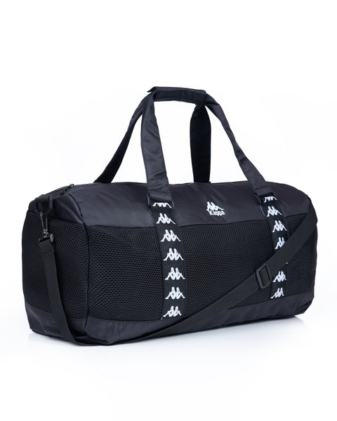 Authentic Angan Black White X-Large Duffle