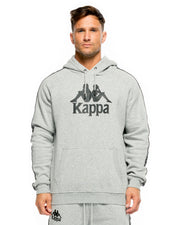 Authentic Hurta Grey Hoodie - Front