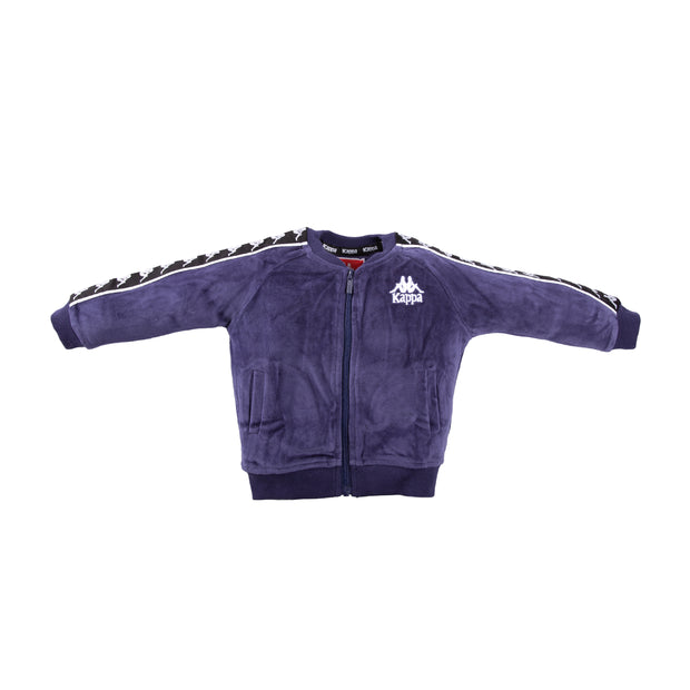 Infants Authentic 222 Banda Benetti Jacket Blue Greystone Black