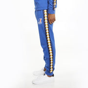 Men's K-Way X Kappa Le Vrai 3.0 Ivan Banda Sweatpants Blue Royal